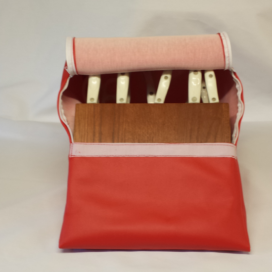CUTCO Knife set cases by Anchor Stitch Marine Upholstery & More