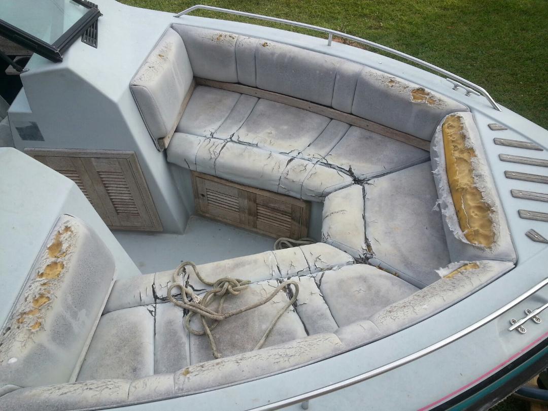Marine Upholstery Sc Anchor Stitch Interior Restoration